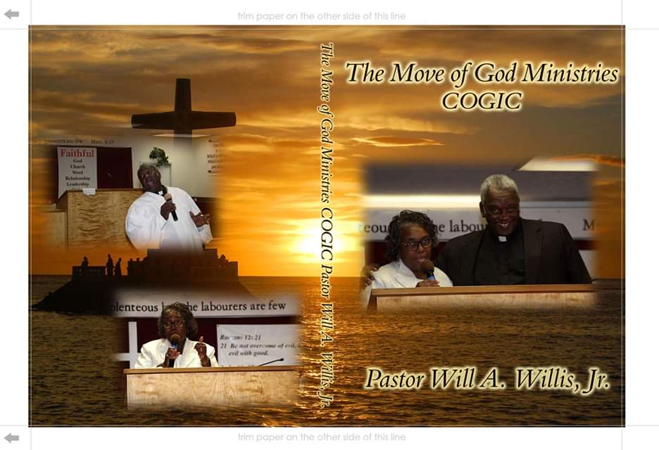 Move of God COGIC F:yer with church information